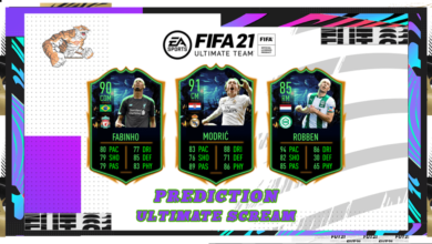 FIFA 21: Predicción Ultimate Scream