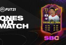 FIFA 21: SBC Hwang Hee-chan OTW - Un nuevo desafío de creación de escuadrones está disponible