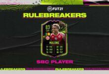 Photo of FIFA 21: SBC Pierre Kunde Malong Rulebreakers – Anunciado un nuevo desafío de creación de plantilla