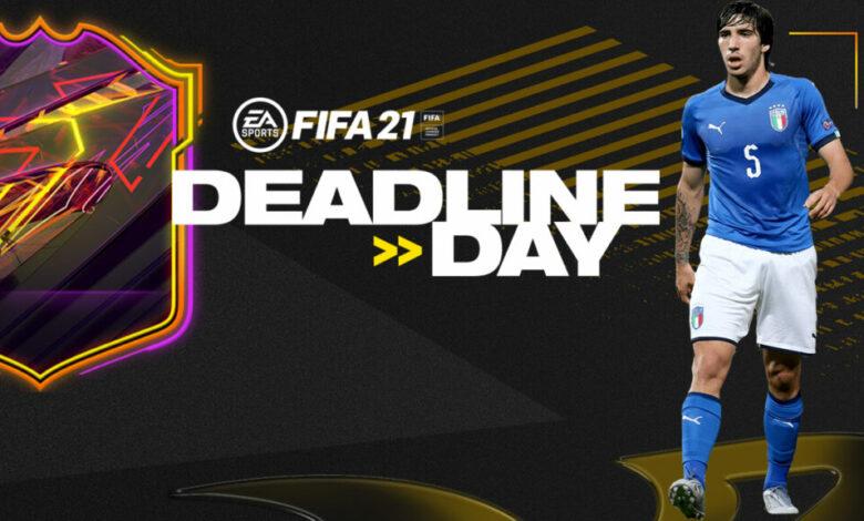 FIFA 21: SBC Sandro Tonali OTW - Un nuevo desafío de creación de plantillas está disponible