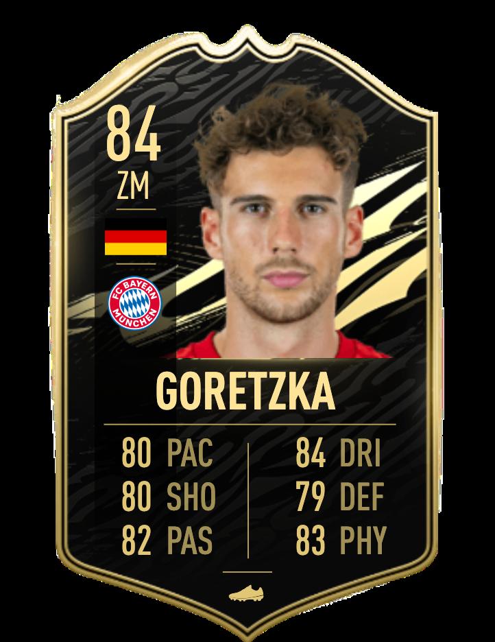 FIFA 21 Goretzka Inform