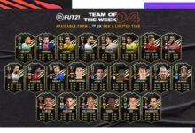 Photo of FIFA 21: TOTW 4 anunció el nuevo equipo de la semana