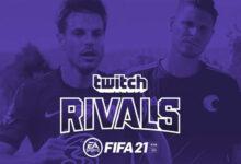 FIFA 21: Twitch Rivals Preseason Invitational: premios que se ganarán durante el directo