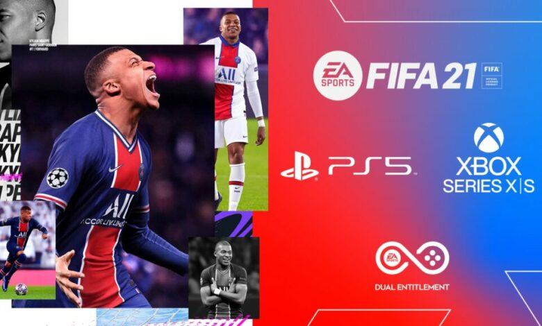 FIFA 21: disponible el 4 de diciembre para PS5, Xbox Series X | S
