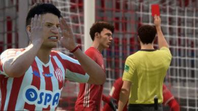 FIFA 21 obtiene una gran actualización de título 4, acaba con la locura de los árbitros