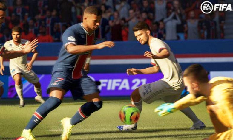 FIFA 21 tiene un impulso de sprint secreto y deberías aprovecharlo