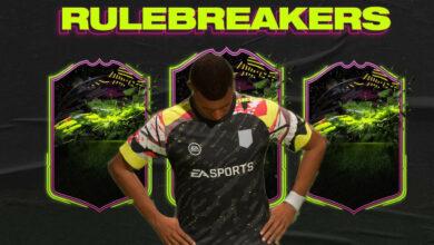 FIFA 21 trae esta noche al segundo equipo de Rulebreakers, ¿quién participa?