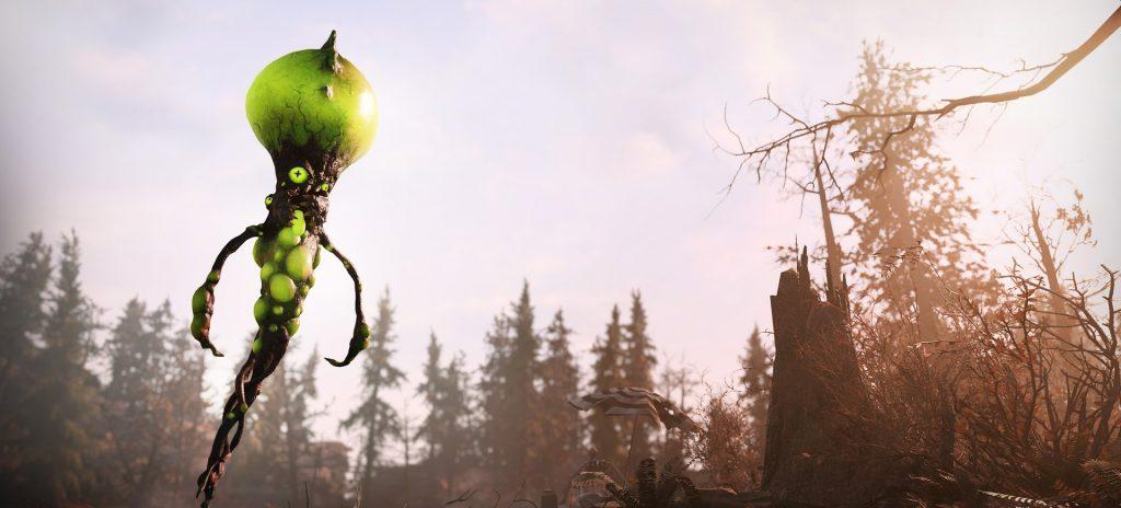 Fallout 76 FLetsch Flaoter