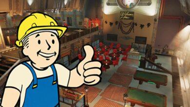Photo of Fallout 76 muestra en el video lo fácil que es construir bóvedas realmente geniales usted mismo