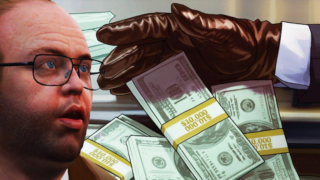 Título de Lester Money de GTA Online