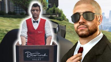 GTA Online: el jugador se disfraza de un NPC sin importancia y mata a peces gordos frente al casino