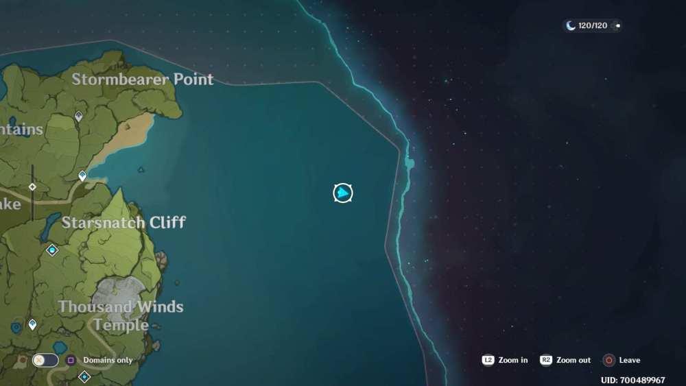Descubre el secreto de la isla deshabitada, impacto genshin