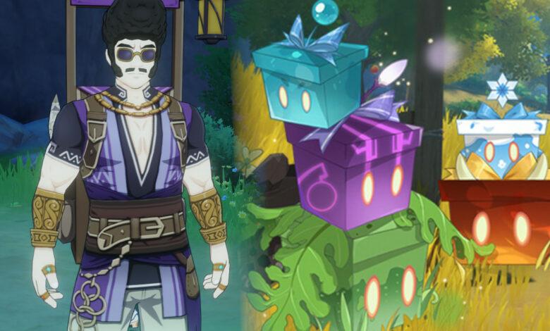 Impacto de Genshin: aquí puede encontrar Liben para el segundo Lootbox hoy