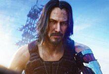 Photo of Keanu Reeves, las nuevas estrellas comerciales de Cyberpunk 2077, es impresionante