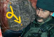 Knife Attack teletransporta a los jugadores en CoD Warzone a más de la mitad del mapa