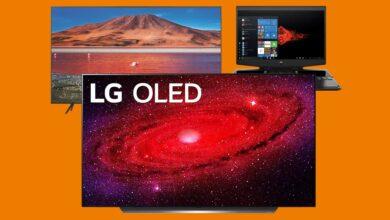 LG OLED TV CX9 en 65 pulgadas al mejor precio y más en Saturn