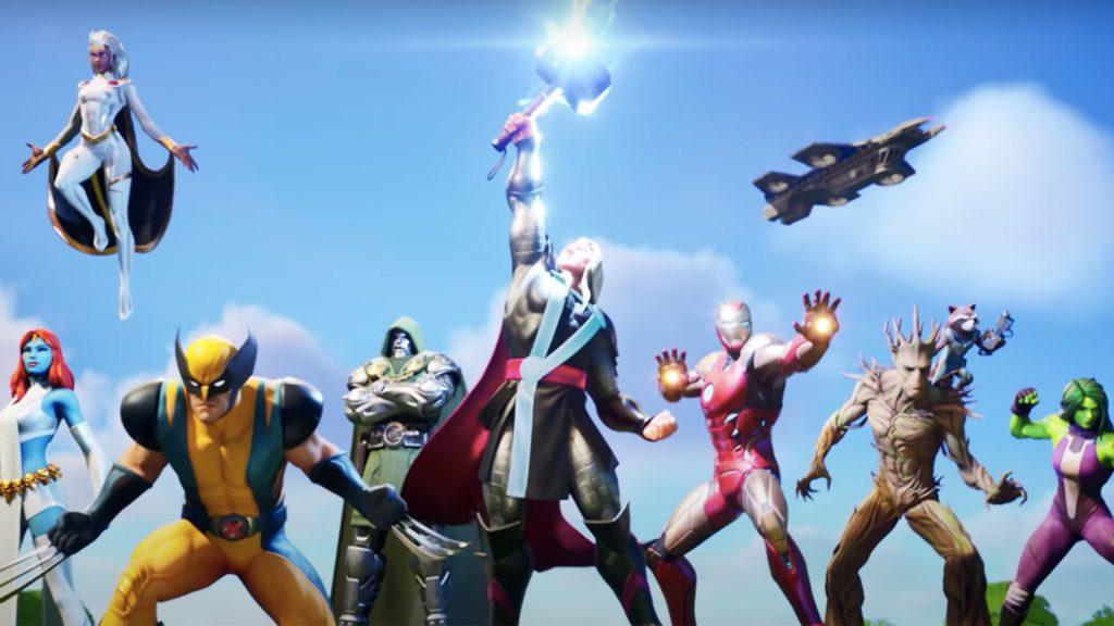 Título de habilidades de héroe-jefe de Fortnite