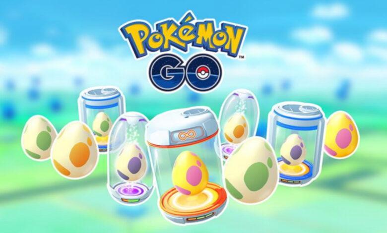La gran revisión de huevos en Pokémon GO no mejoró los huevos