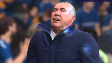 Photo of La nueva cara del entrenador Ancelotti es tan fea en FIFA 21 que se convierte en un meme