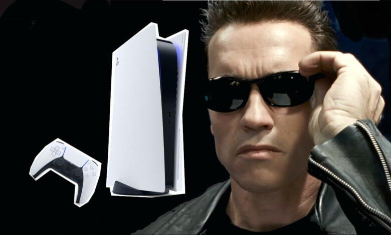 La refrigeración líquida de la PS5 funciona como un terminador.