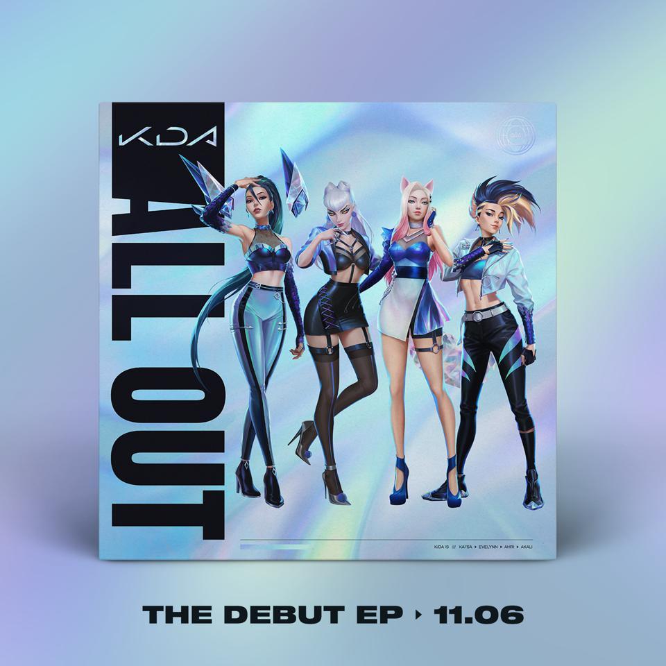 Álbum de KDA LoL