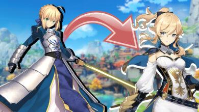 Los 5 estereotipos de anime más grandes de Genshin Impact