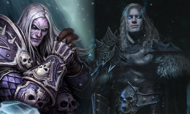 Los fanáticos de WoW anhelan la película de Arthas: The Witcher estaría allí