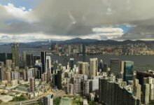 Photo of Microsoft Flight Simulator obtiene un hermoso paisaje de Hong Kong de SamScene3D