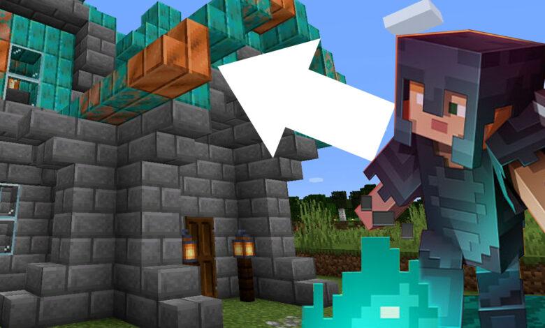 Minecraft: la actualización de Caves trae cobre: ¿que puede hacer el nuevo mineral?