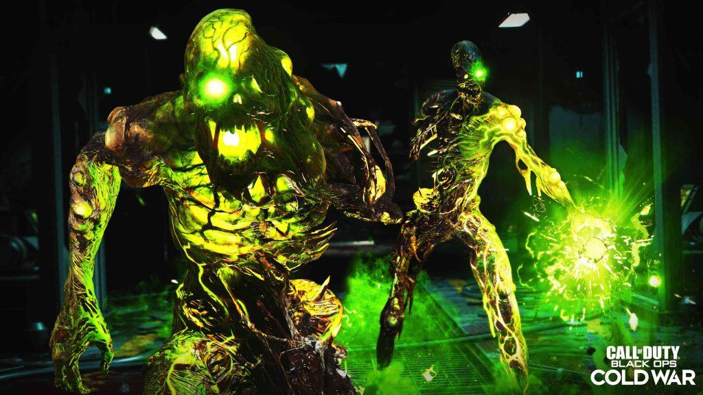 call of duty operaciones negras zombies de la guerra fría 4