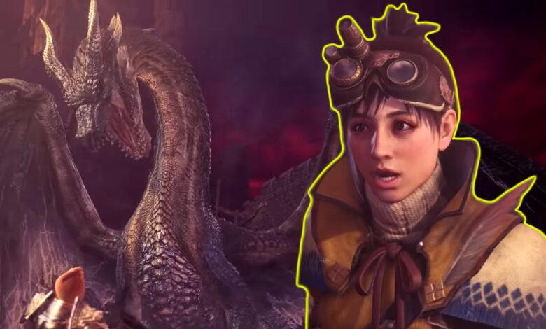 Monster Hunter World: la actualización final trae la armadura más poderosa de la historia