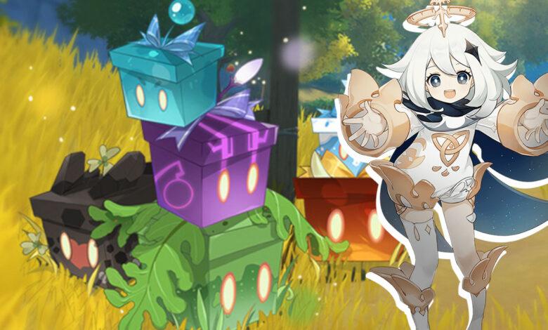Nuevo evento en Genshin Impact: así es como obtienes cajas de botín
