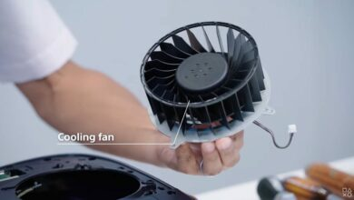 PS5: así es como Sony quiere optimizar los ventiladores y el desarrollo de calor después del lanzamiento