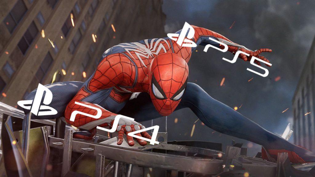 Imagen de portada Spiderman PS5