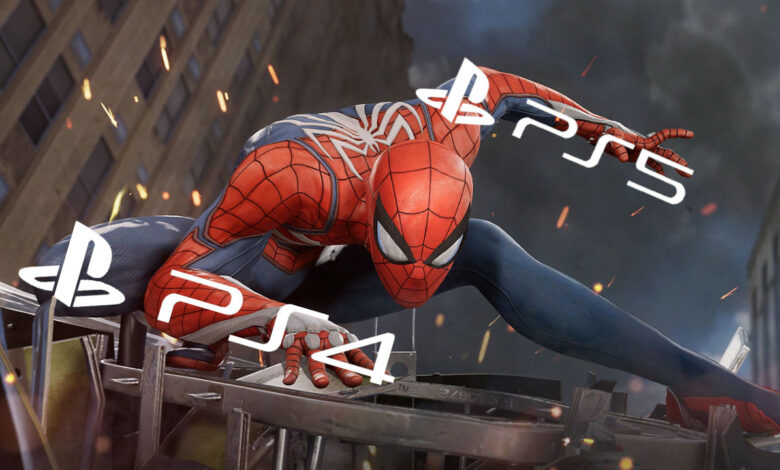 PS5 vs PS4: Spider-Man en comparación: así de bien puede verse la próxima generación
