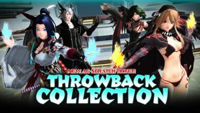 Photo of Phantasy Star Online 2 trae de vuelta conjuntos populares con la colección Throwback AC Scratch