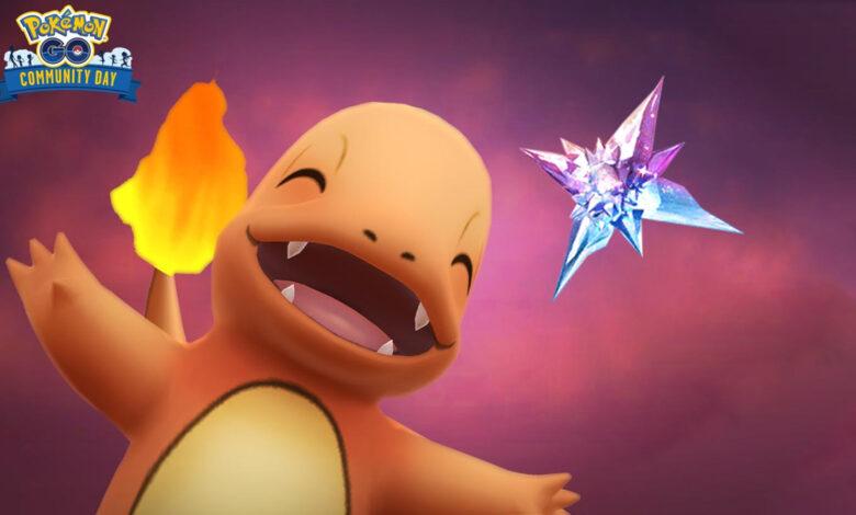 Pokémon GO: Community Day with Charmander: esta es la mejor manera de usarlo