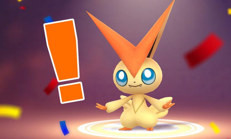 Pokémon GO: Sense of Triumph trae Victini y poderosas recompensas