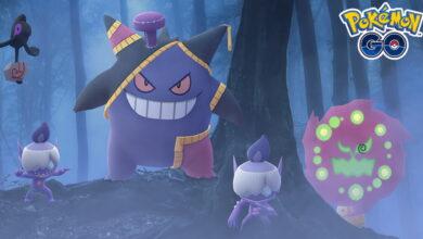 Pokémon GO anuncia un gran evento de Halloween: trae nuevos brillos y estas bonificaciones