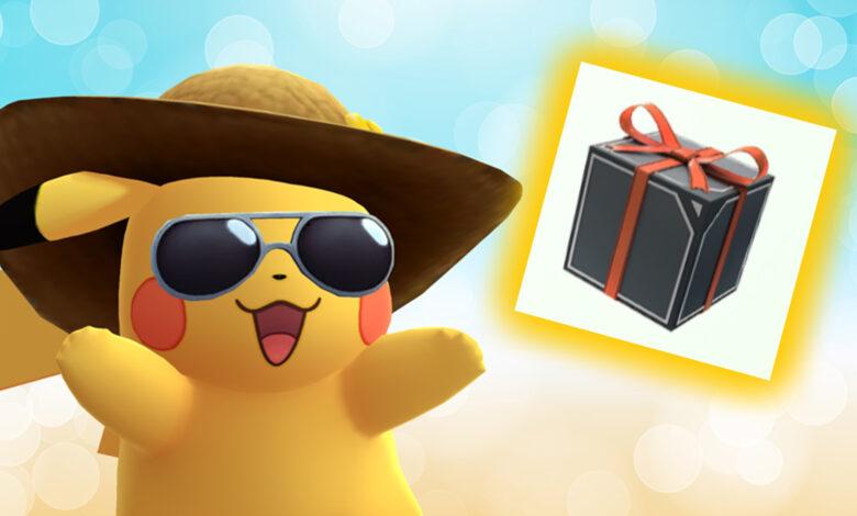 Pokémon GO cometió un error y te dio una caja de cohetes
