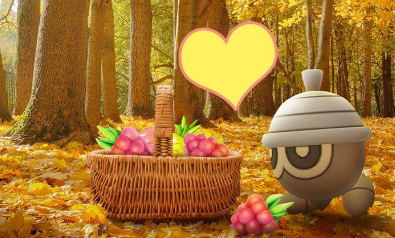 Pokémon GO comienza el evento de otoño mañana con Shiny y un nuevo Pokémon