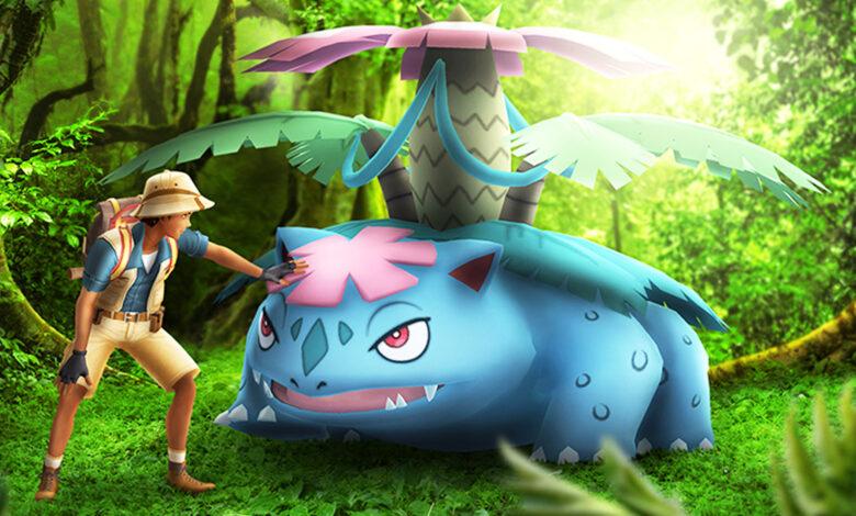 Pokémon GO elimina a los monstruos de las mega incursiones, y así continúa