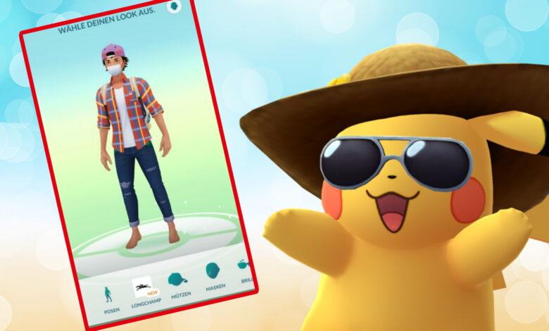 Pokémon GO finalmente protege a tu avatar de Corona - Reparte máscaras gratis
