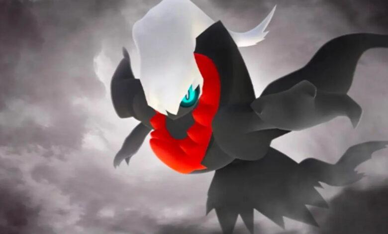 Pokémon GO: lección de incursión de hoy con Darkrai - Uno de los mejores Pokémon