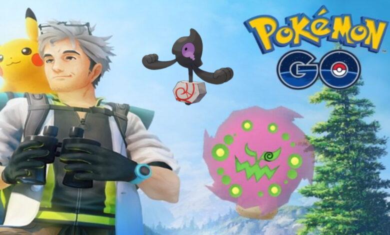 "Pokémon GO: ""Un mensaje macabro espeluznante"" - Trae a Galar-Macabaja"