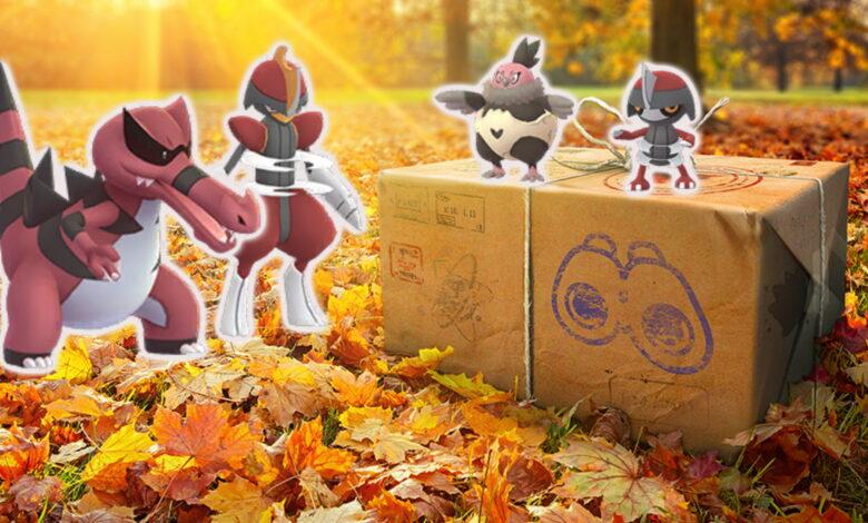 Pokémon GO sorprendentemente trae 7 nuevos Pokémon: así de fuertes son