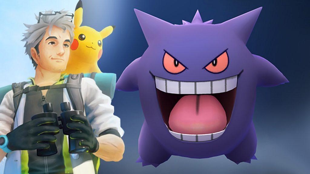 Título de Pokémon GO Willow Gengar