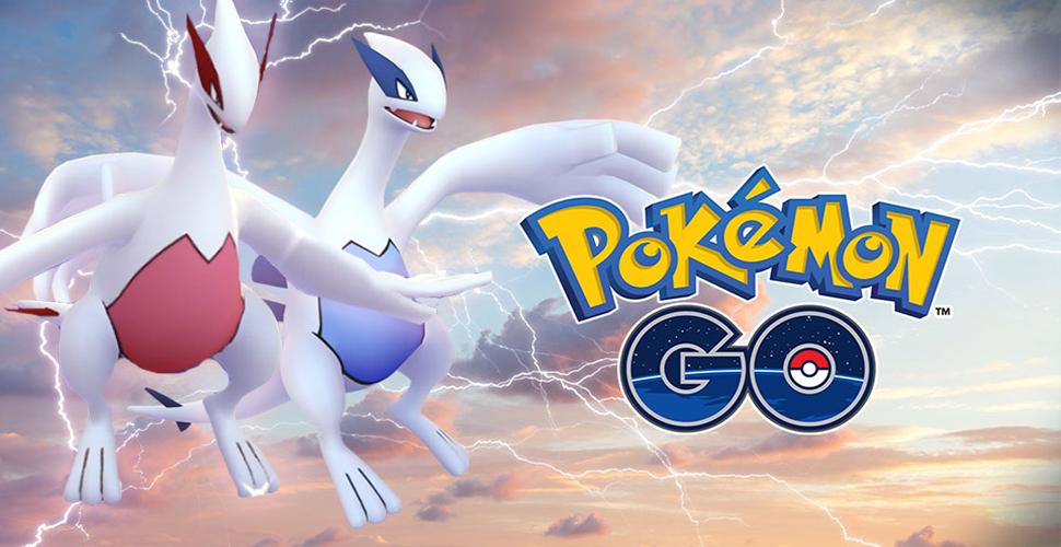 Título de Pokémon GO Shiny Lugia