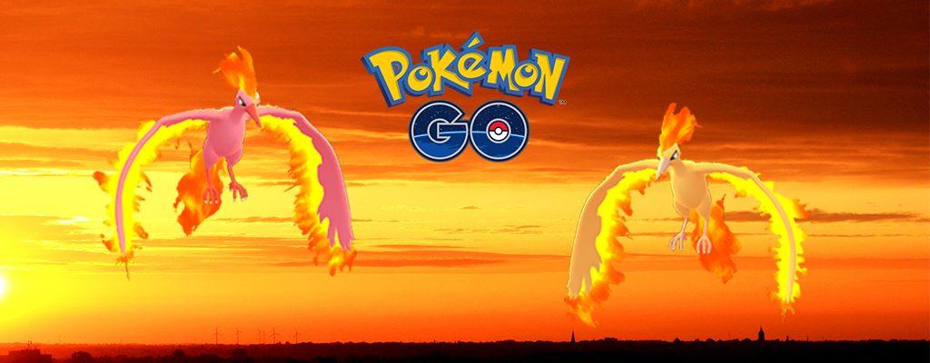 Título de Pokémon GO Moltres
