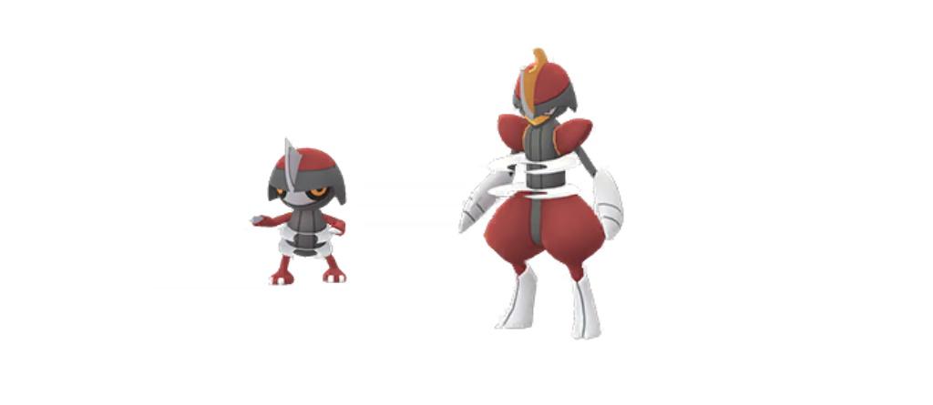 Gladiantri Pokemon GO